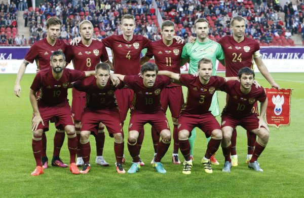 Russia Slumps to Historic Low FIFA Ranking Before Hosting ...