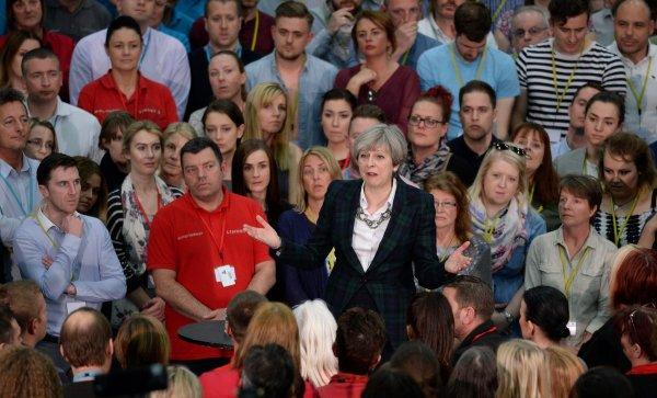 U.K. Election: Conservative Party Plans to 'Destroy Labour ...