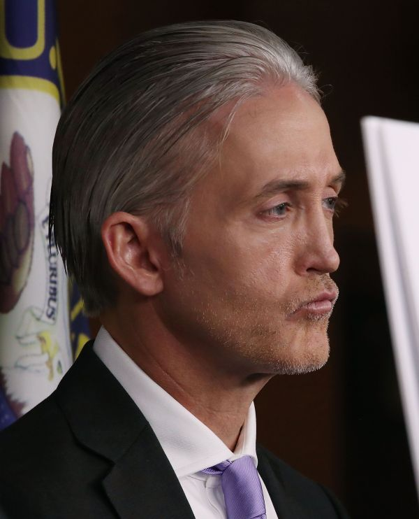 Trey Gowdy, Who Led Benghazi Investigation, Now Probing ...
