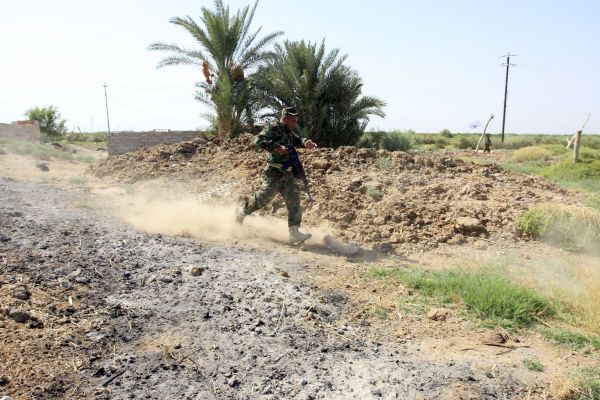 Heavy Losses as Islamic State Deals Iraq's Army a Blow