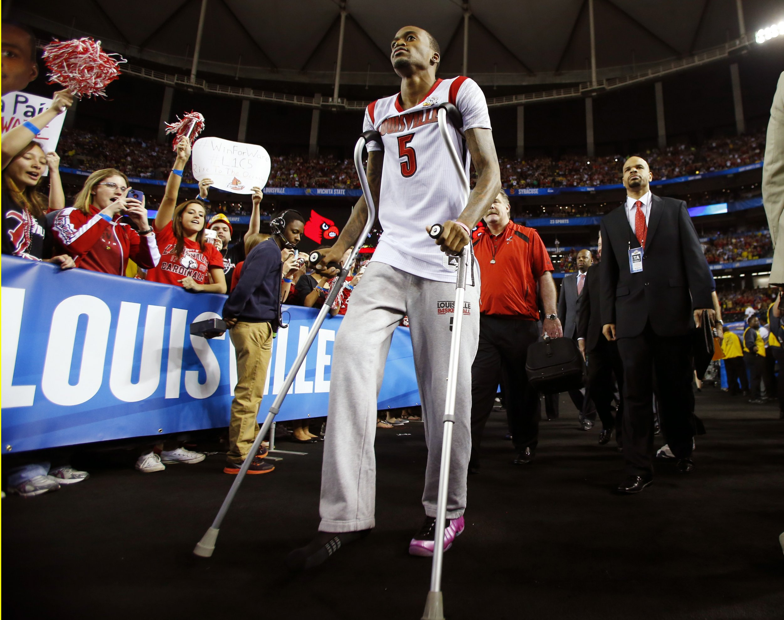 Wheres Kevin Ware And Other 2015 NCAA Tournament