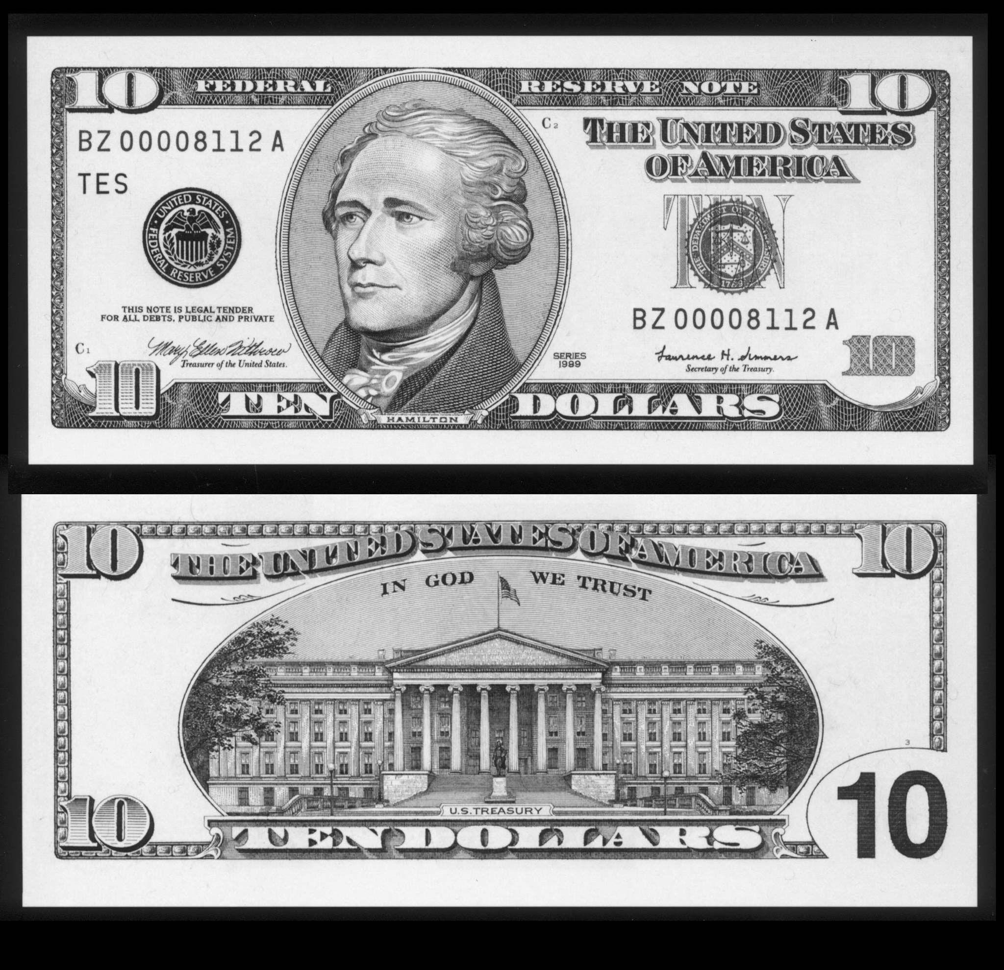 Why We Should Keep Alexander Hamilton On The 10 Bill