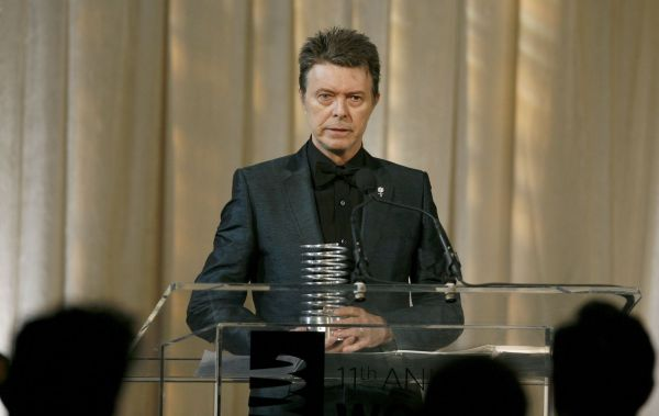 David Bowie Records Title Song for New TV Series