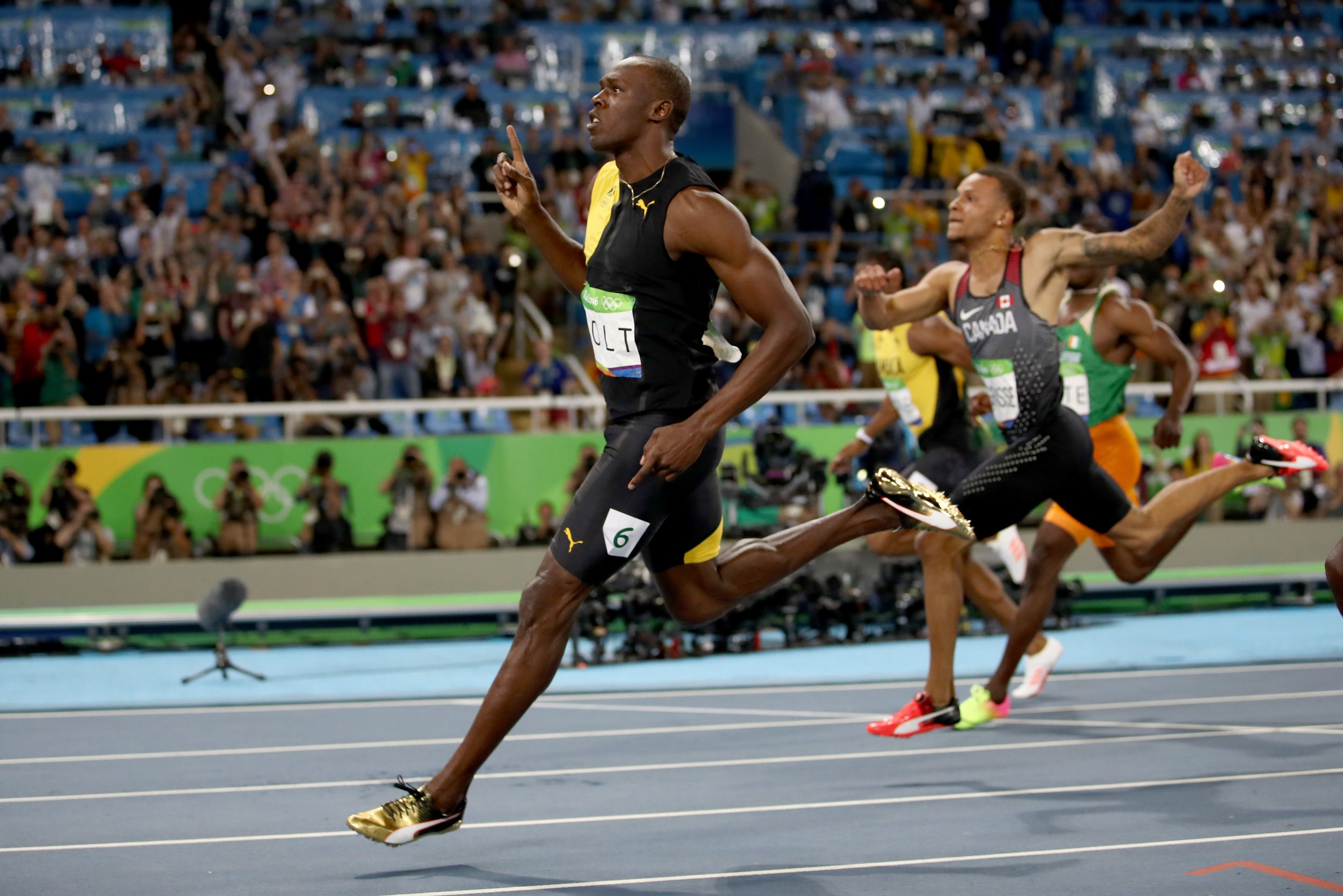 Watch Rio 2016 Highlights As Usain Bolt Wins Gold