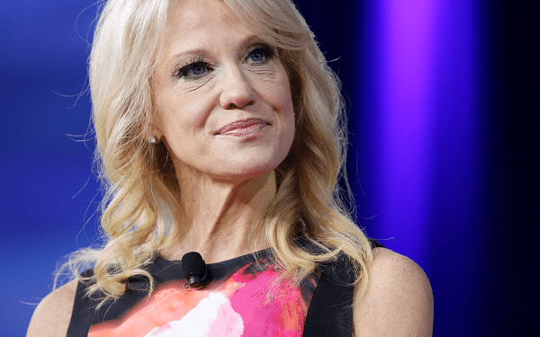 Kellyanne Conway Mocked For Speaking Trumps English