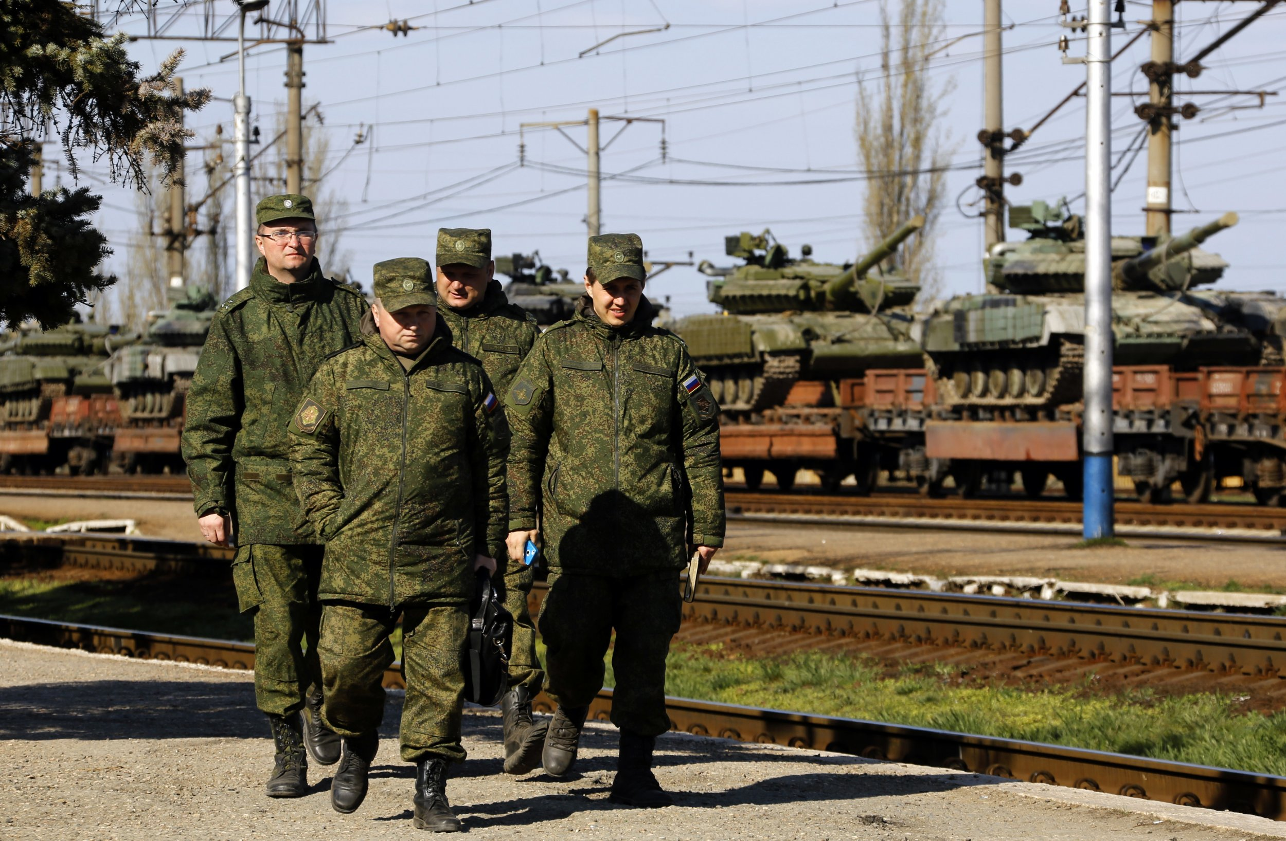 Jehovah S Witnesses In Crimea Ordered To Renounce Faith Or Fight For Occupying Russian Army
