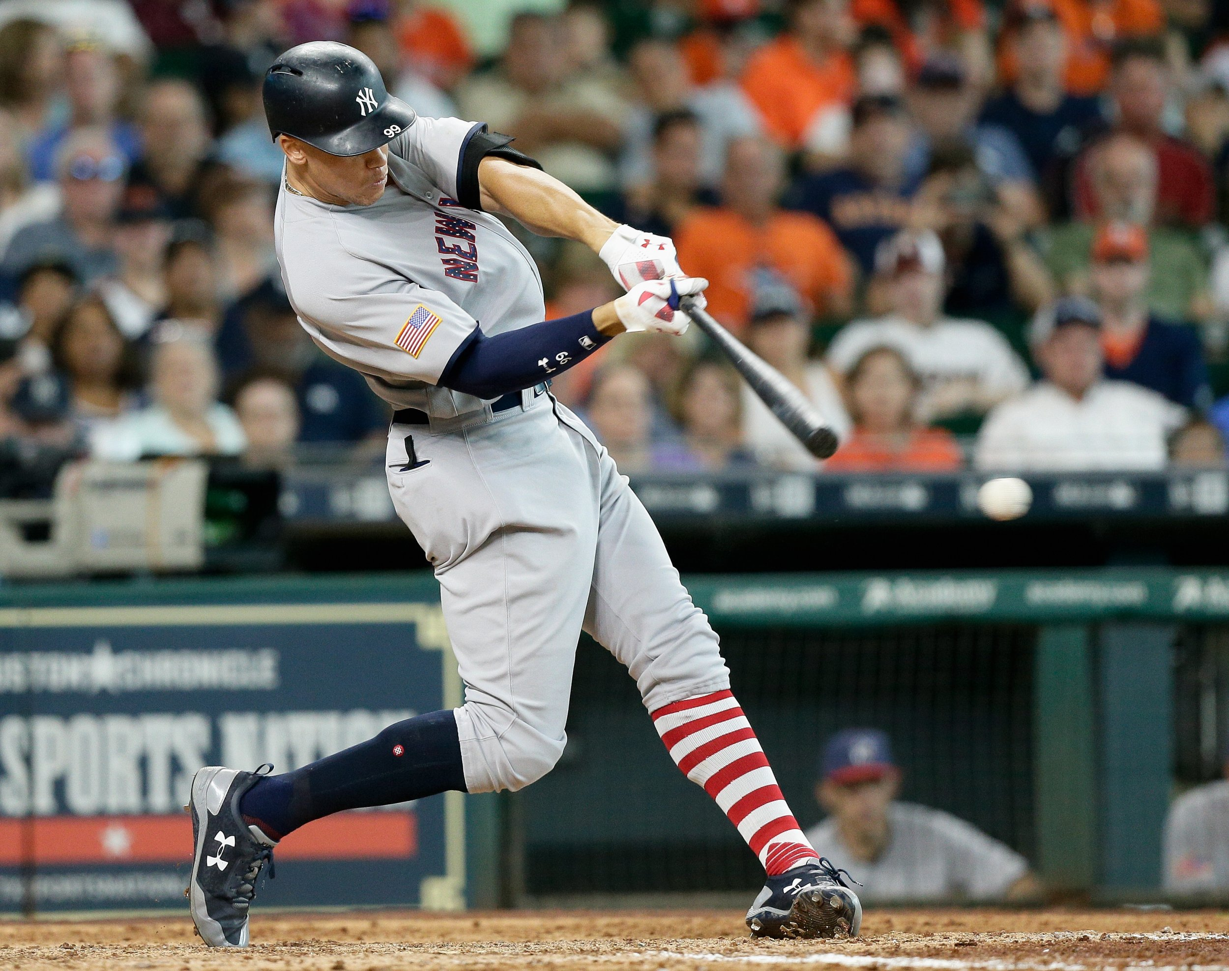 Can Yankees Aaron Judge Upstage Bryce Harper In 2017 All