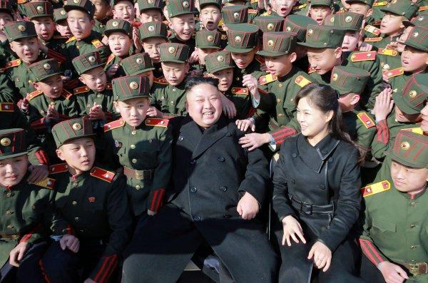 North Korea's First Family Grows After Kim Jong Un ...