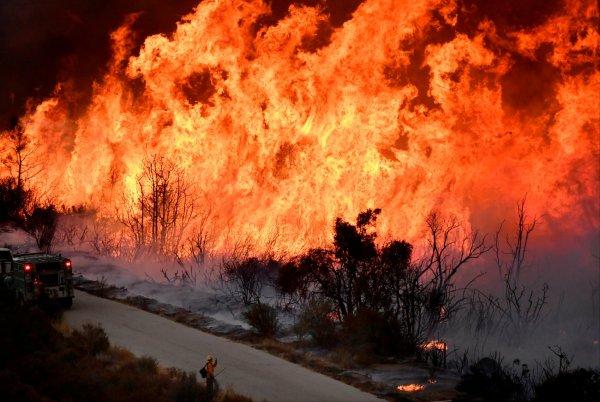 California Fire Map Update: Photos Of Destruction Across ...