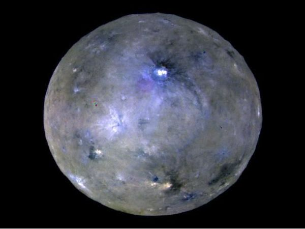 NASA Plans Search for Alien Life on Ceres the Mysterious Dwarf Planet