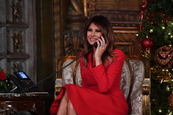 Melania Trump Is More Popular Than Kate Middleton and ...
