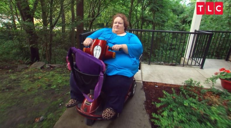 Image result for 600 pound woman