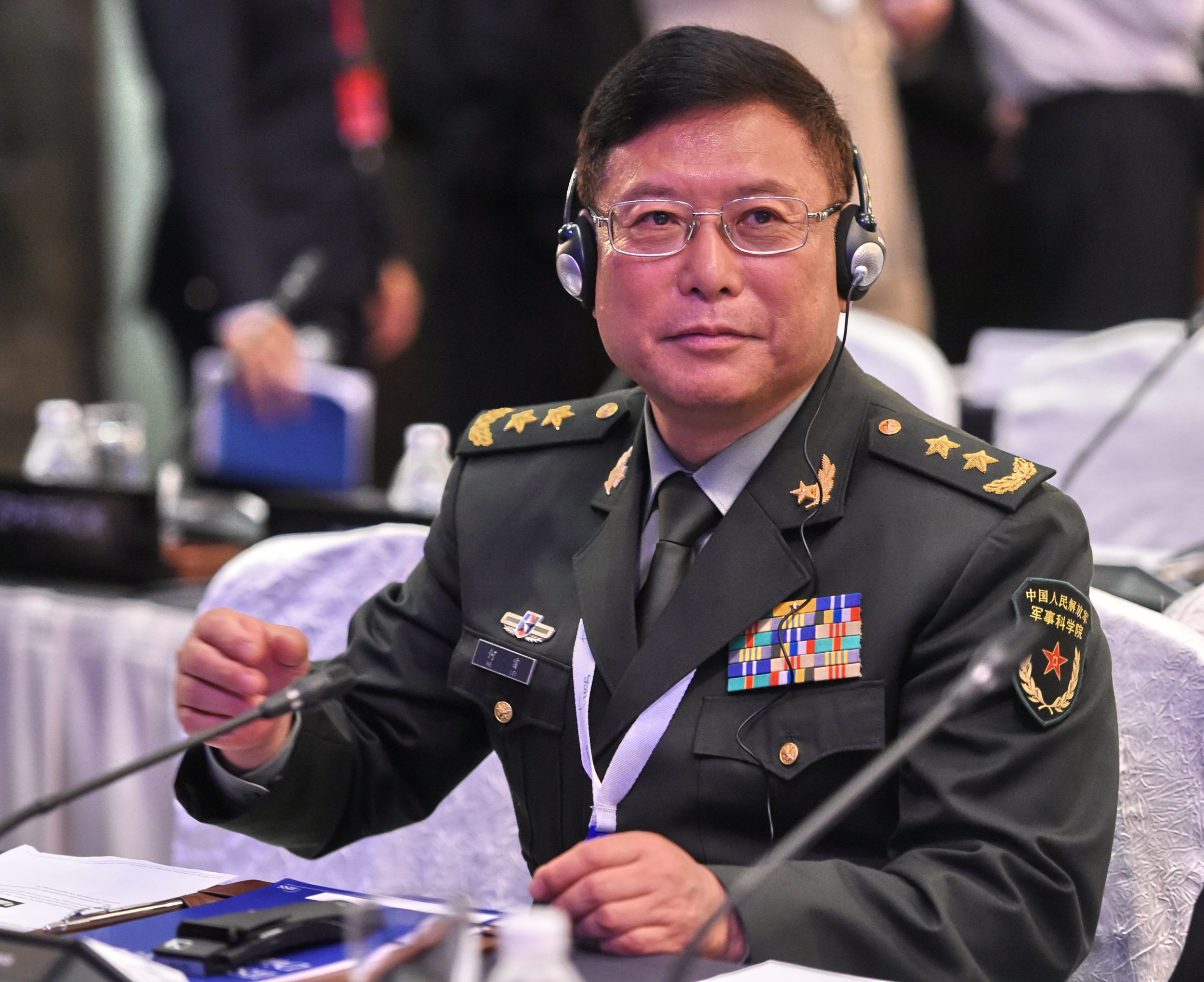 Image result for Lt. Gen. He Lei, China, Photos