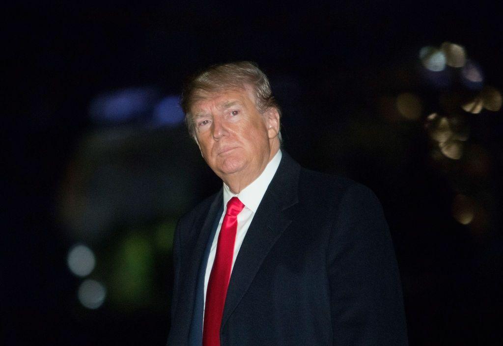 Trump Denies Eyeing Hiring Of Bill Clinton Impeachment Lawyer