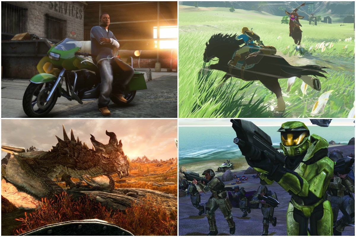 Top 50 Video Games Of All Time