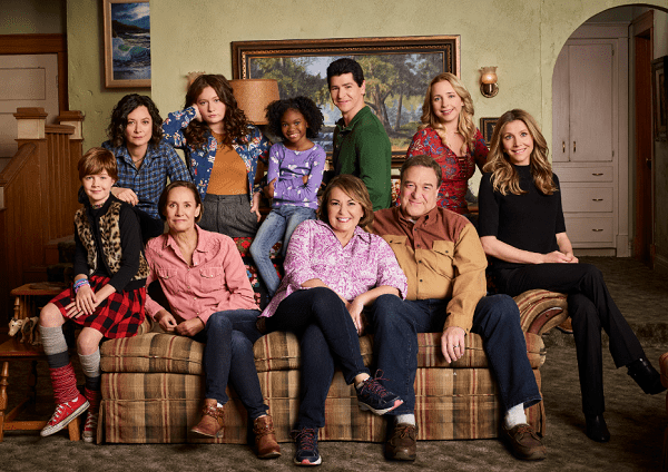 'Roseanne' Canceled for 'Abhorrent, Repugnant' Racist ...