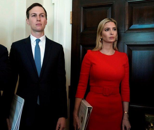 Ivanka Trump Jared Kushner Made More Than 82 Million While Working At White House