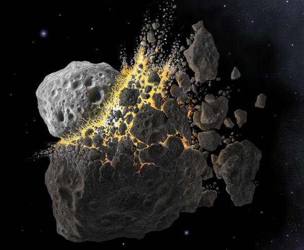 Astronomers Have Discovered Where Most of the Asteroids