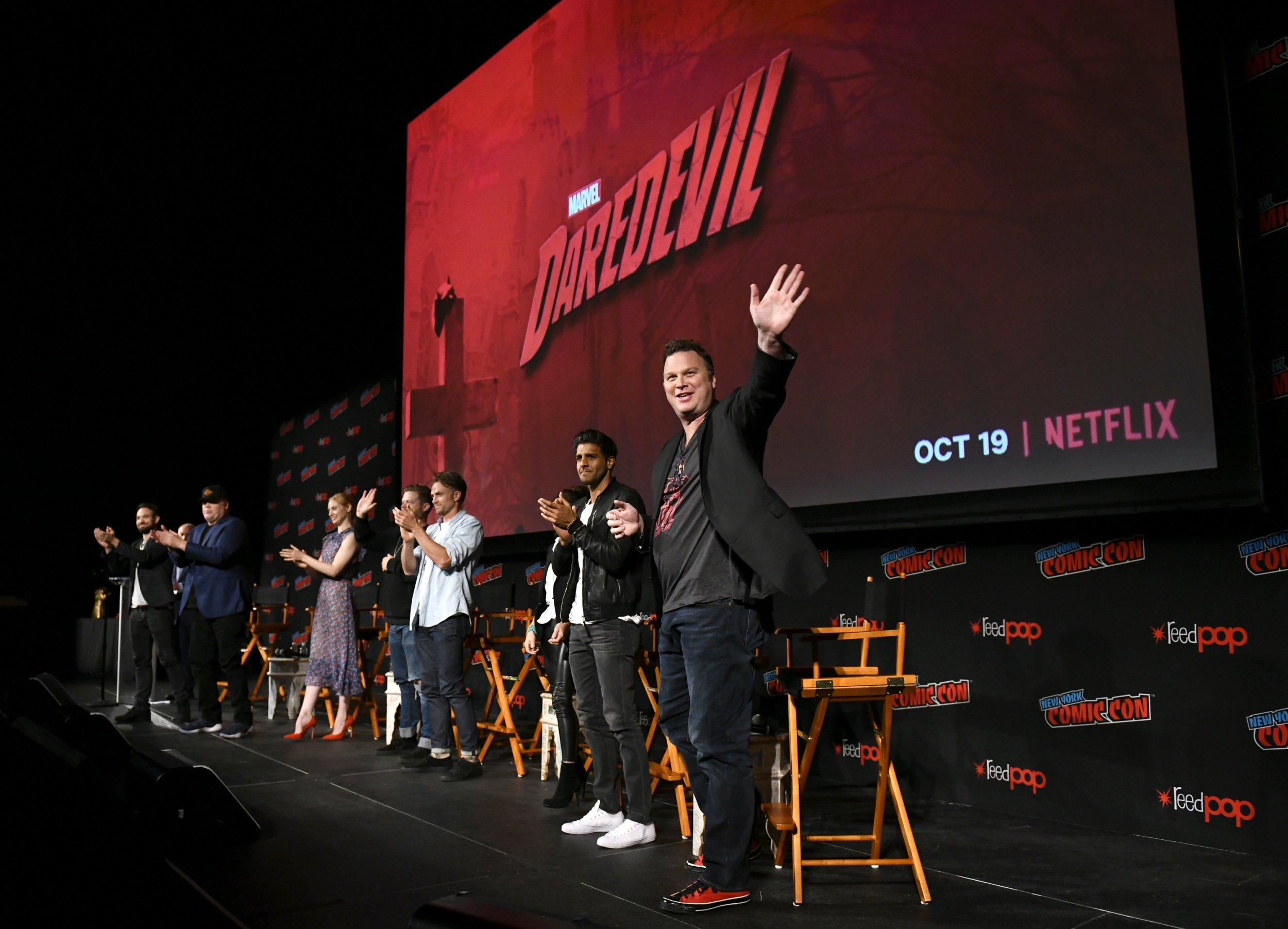 Daredevil Showrunner On Season 4 Early Conversations