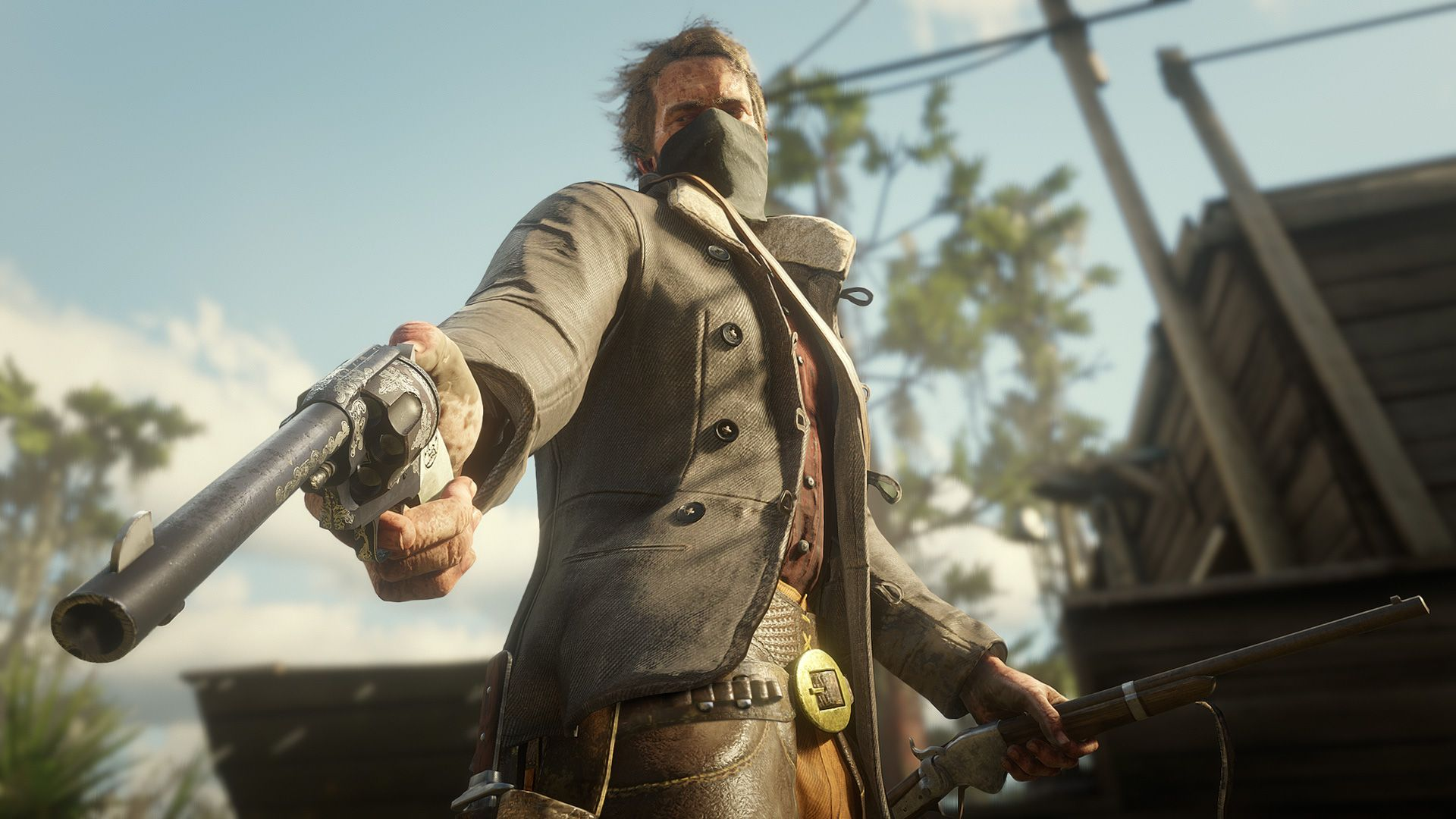 Red Dead Redemption 2 Cheats Infinite Ammo Health Refills And More