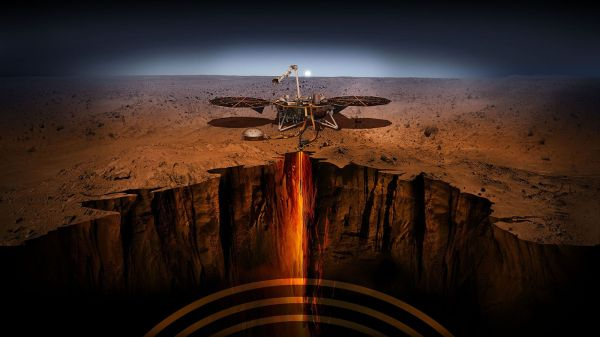 NASAs latest Mars probe InSight Is Scheduled To Land