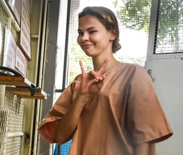 Belarusian Escort Who Said She Had Information For Muellers Russia Investigation Will Be Deported From Thailand