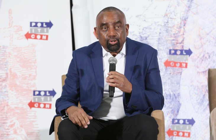 "Right-wing radio host Jesse Lee Peterson recently claimed on his show he doesn't ""really know what it means"" for someone to be a white supremacist in New Zealand.GETTY IMAGES PHILLIP FARAONE/STRINGER"