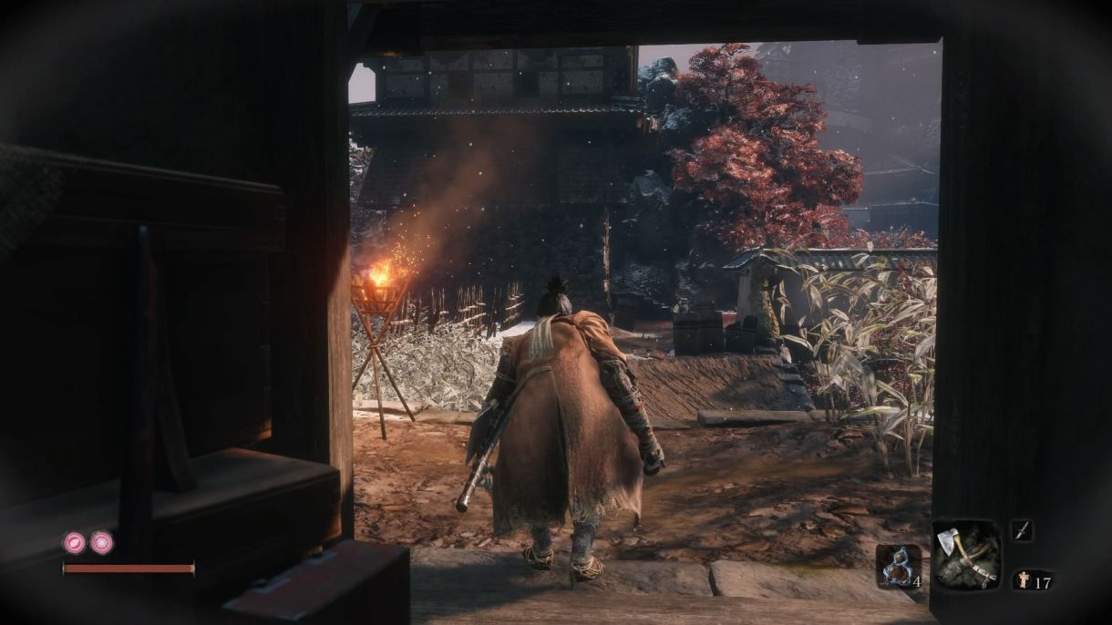 نتيجة بحث الصور عن ‪Sekiro: Shadows Die Twice Suppress Presence‬‏
