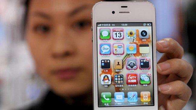 中國手機品牌調查出爐!iPhone是最愛HTC掉出榜外   科技   新頭殼 Newtalk