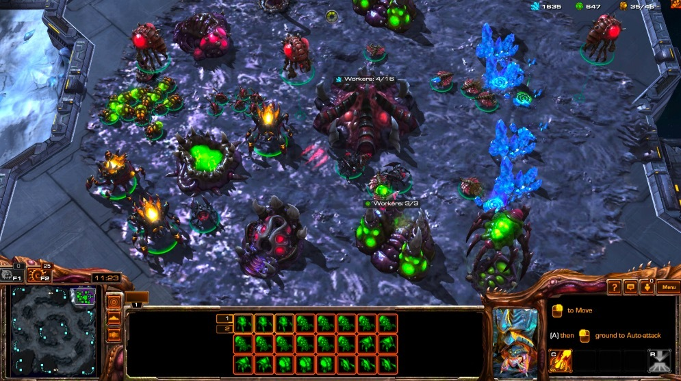 騰訊開發《星海爭霸II》AI 已能戰勝人類鑽石玩家 | 遊戲 | 新頭殼 Newtalk