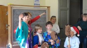 Приходская школа русского языка. Учебный год 2011-2012.