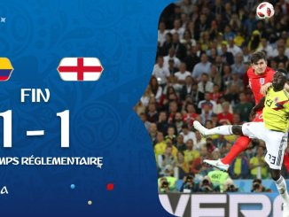 Colombia vs England 1-1 Highlight Download