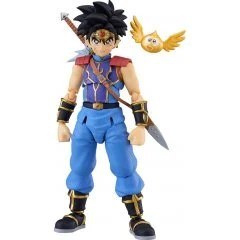 figma No. 500 Dragon Quest The Adventure of Dai: Dai [Good Smile Company Online Shop Limited Ver.] Max Factory
