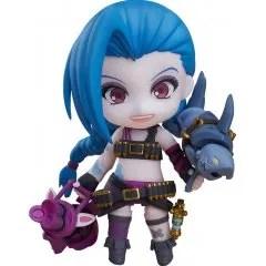 Nendoroid No. 1535 League of Legends: Jinx Good Smile Arts Shanghai