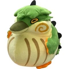 Monster Hunter Rise Deformed Plush: Tetranadon Capcom