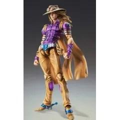 Super Action Statue JoJo's Bizarre Adventure Part VII Steel Ball Run: Gyro Zeppeli Ver. 1.5 Medicos Entertainment