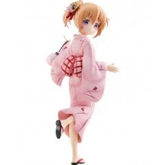 Is the Order a Rabbit? Bloom 1/7 Scale Pre-Painted Figure: Cocoa Summer Festival Plum