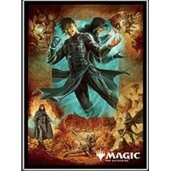 MAGIC: The Gathering Players Card Sleeve: Zendikar Rising Jace, Mirror Mage (MTGS-145) Ensky