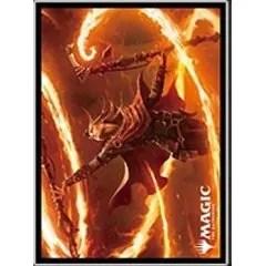 MAGIC: The Gathering Players Card Sleeve: Zendikar Rising Magmatic Channeler (MTGS-149) Ensky