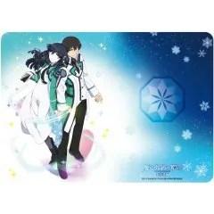Character Rubber The Irregular at Magic High School: Visitor Arc Tatsuya & Miyuki School Uniform Ver. Broccoli