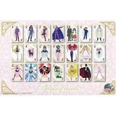 Pretty Soldier Sailor Moon Playing Cards (Re-run) Ensky