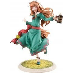 Spice and Wolf 1/8 Scale Pre-Painted Figure: Holo Spice and Wolf 10th Anniversary Ver. [Good Smile Company Online Shop Limited Ver.] (Re-run) Revolve