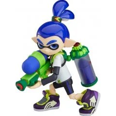 figma No. 462 Splatoon: Splatoon Boy Good Smile
