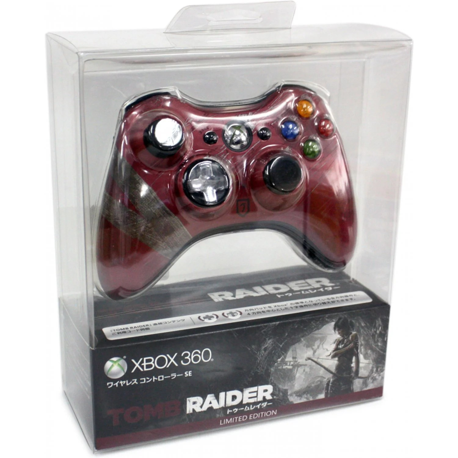 Xbox 360 Wireless Controller SE Tomb Raider Limited Edition