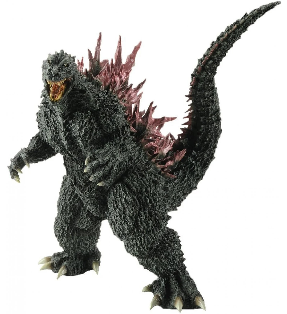 Godzilla Hyper Solid Series Godzilla 2000