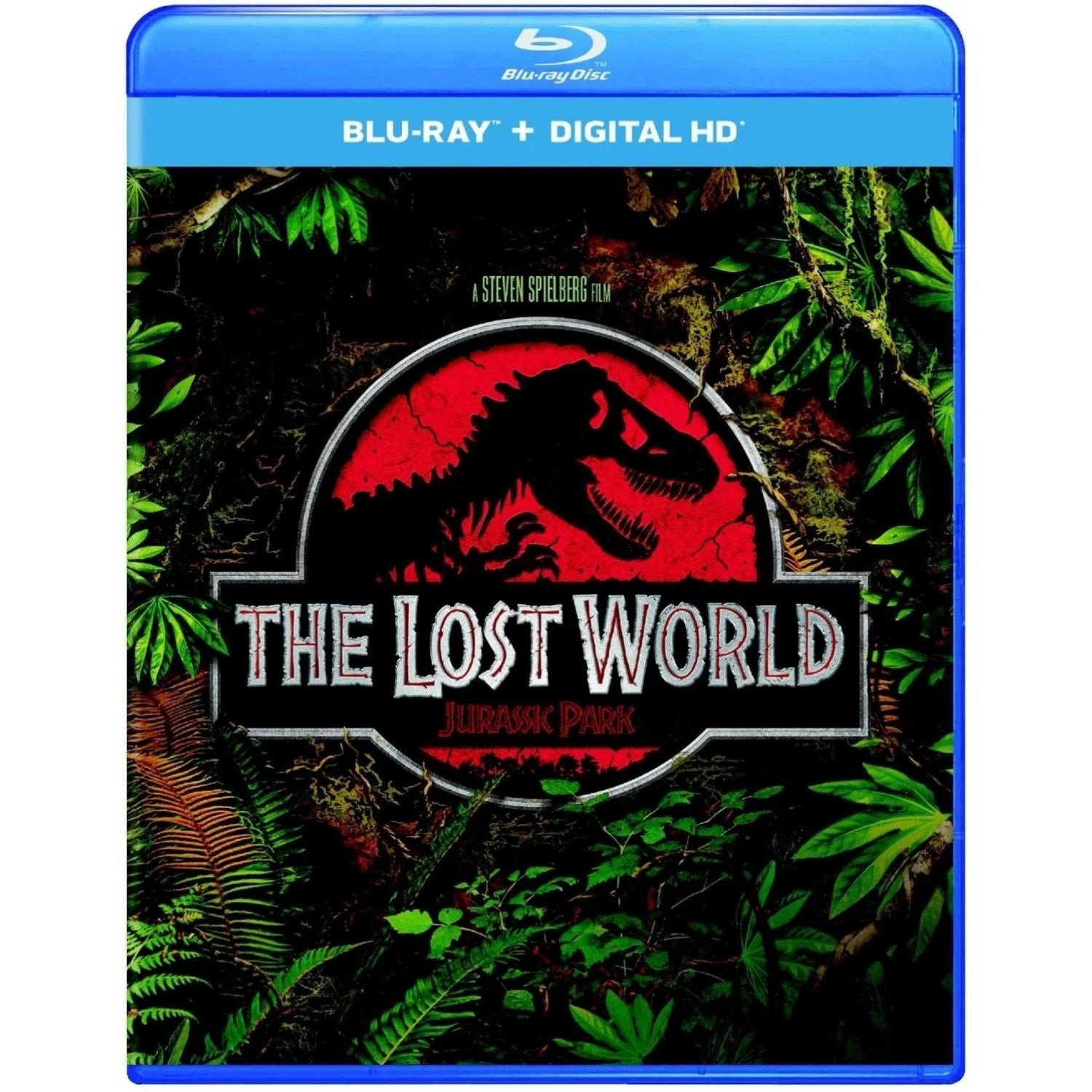 The Lost World Jurassic Park Remastered Blu Ray