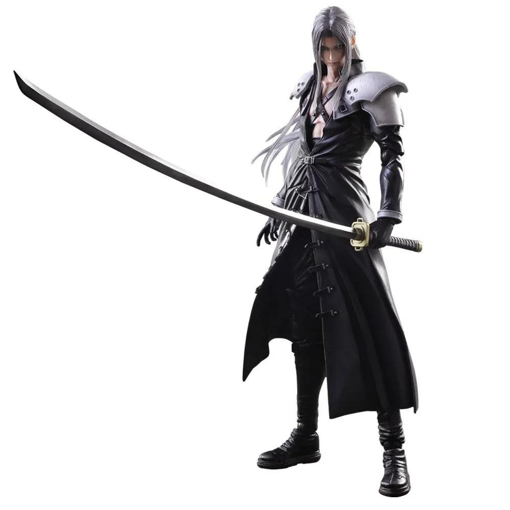 Final Fantasy VII Advent Children Play Arts Kai Sephiroth
