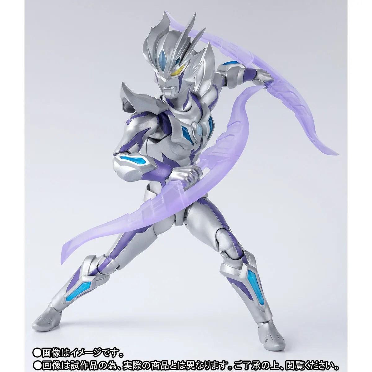SHFiguarts Ultraman Geed Ultraman Zero Beyond