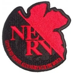 EVANGELION NERV BADGE (RE-RUN) Cospa