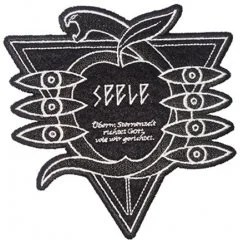 EVANGELION SEELE BADGE (RE-RUN) Cospa